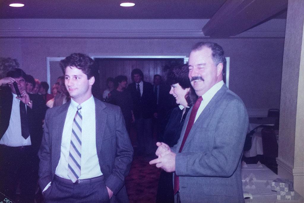 Craig and Gerald Joyce